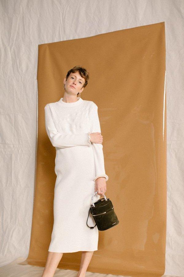 Desiree Klein Salome Dress - White