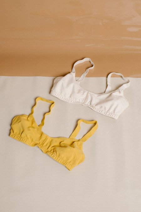 Pansy Full Bra - Natural/Sunflower
