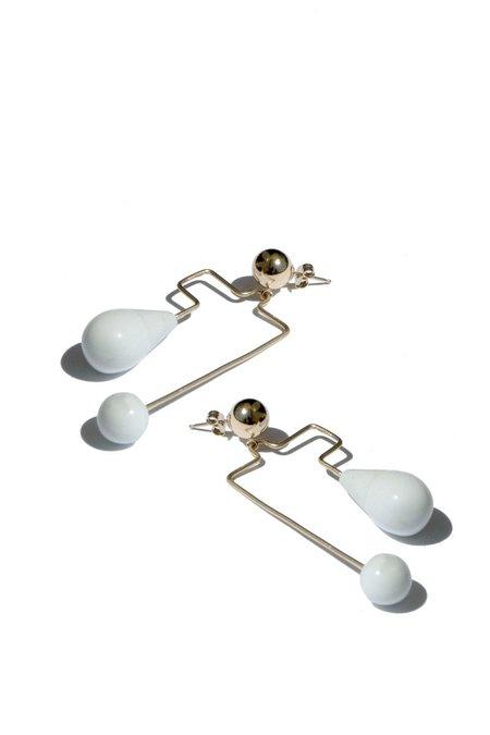 Jujumade Maze Earring
