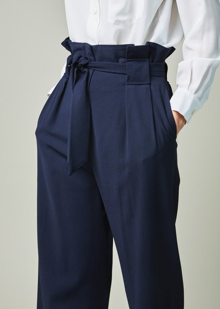 Margaux Lonnberg Oswald Belted Trouser