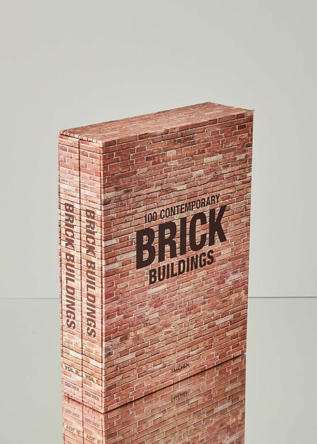 Taschen 100 Contemporary Brick Buildings