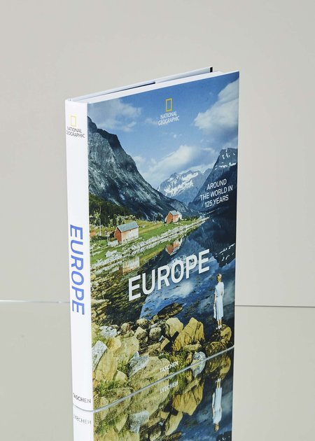 Taschen Around the World in 125 Years: Europe