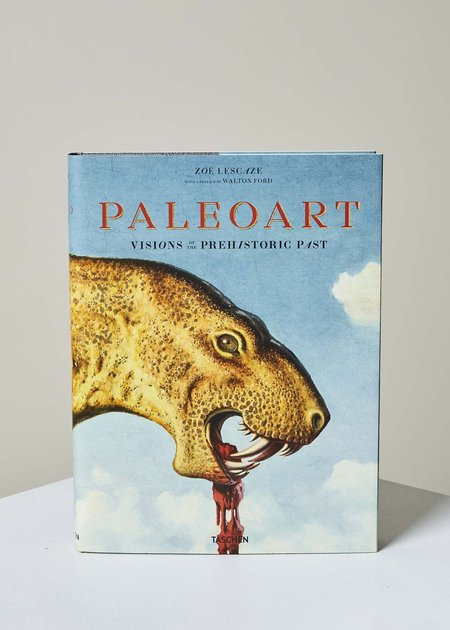 Taschen Paleoart: Visions of the Prehistoric Past