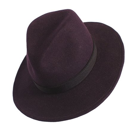Yestadt Millinery Packable Fedora