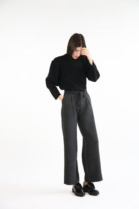 Just Female Etude Knit - Black