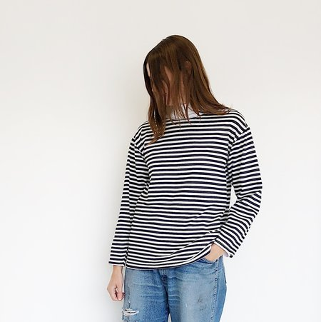 Johan Vintage Sailor Stripe Top