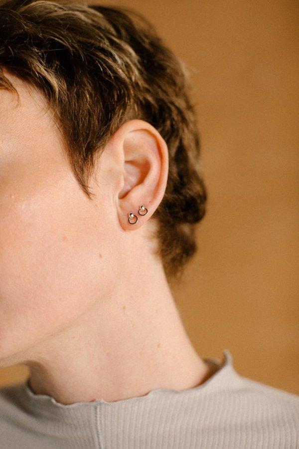 Open House Chichita Earrings - Sterling Silver