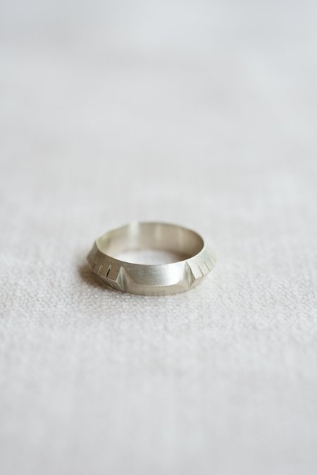 Young In the Mountains Grand Helena Ring - Sterling Silver