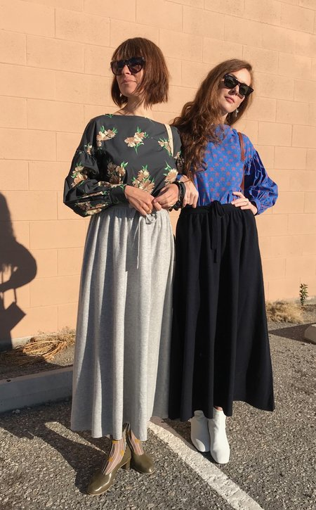 Demy Lee Carlyle Skirt in Grey or Navy