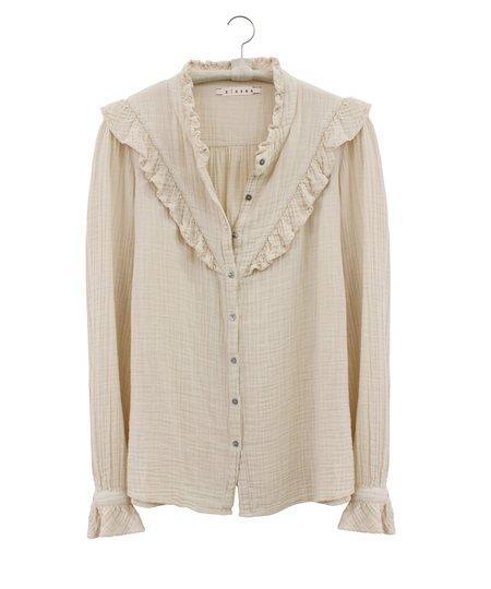 Xirena Esmay Shirt - Pearl