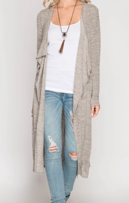 Sunday Supply Co. Duster Cardigan