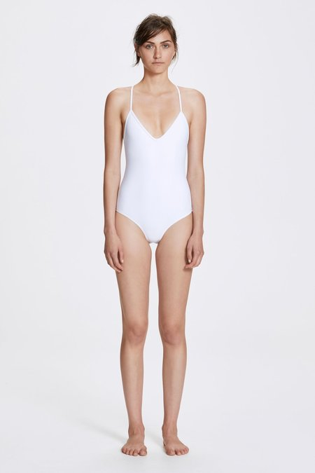 Her Line Dylan One-Piece - White
