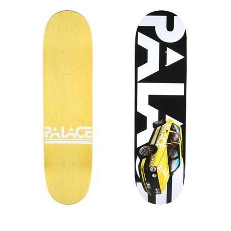 Palace 8.3 GTI Yellow Deck