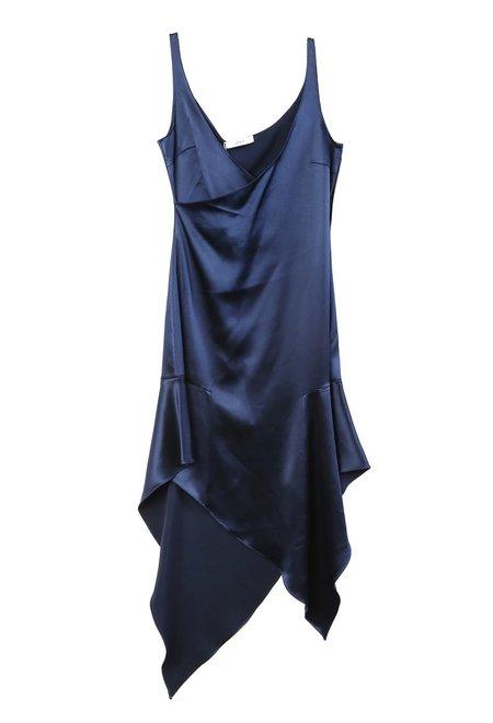 Area Bel Draped Dress