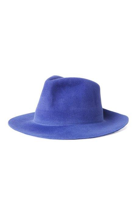 Clyde Blue Pinch Hat