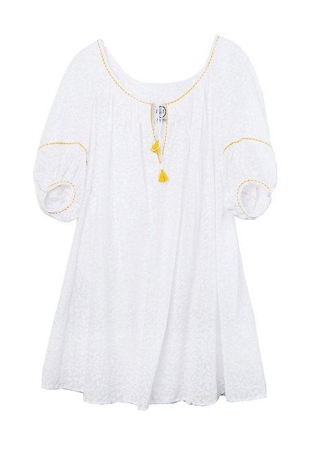 Thierry Colson Eva Print Dress