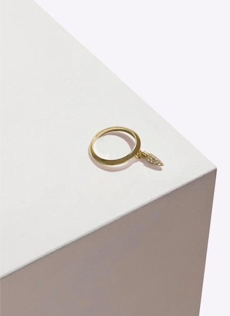 Pamela Love Pendulum Ring
