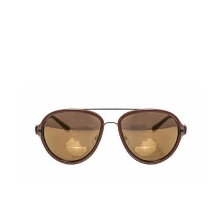 Linda Farrow x 3.1 Phillip Lim Aviator Sunglasses