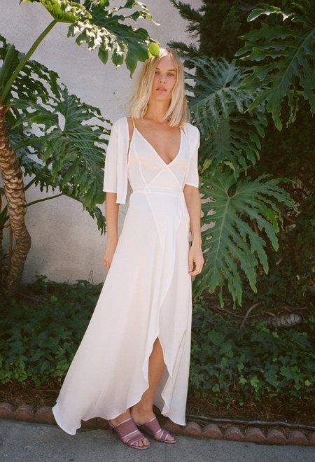 AWAVE AWAKE Wrap Dress