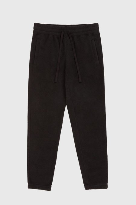 Aimé Leon Dore Polar Fleece Camper Pant - Black