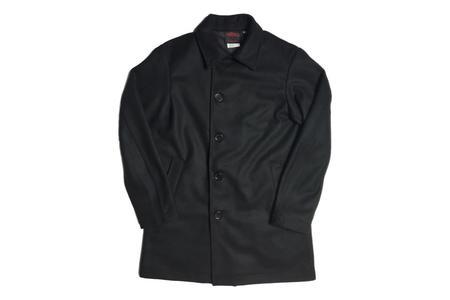 Vetra Wool Lined Jacket - Black