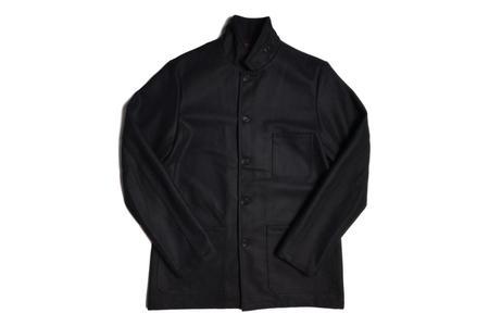 Vetra Wool Lined Jacket - Marine