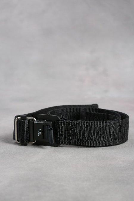 Undercover Nylon Belt w/ Clasp