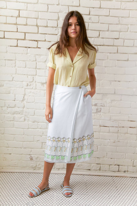Plante PREORDER: Marigold Skirt