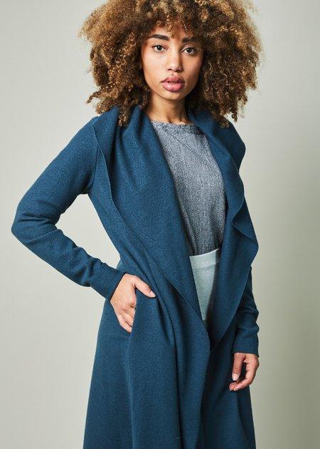 Hudson Merino Wrap Coat