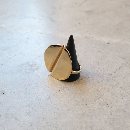 Ariana Boussard-Reifel Polaris Ring in Brass