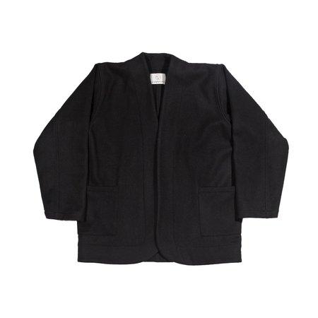 Olderbrother Wool Blazemono - Black