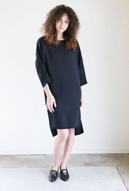 House Dress Benjamin Dress in Black