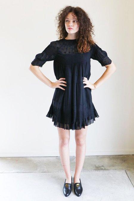 Ulla Johnson Evangeline Dress in Black