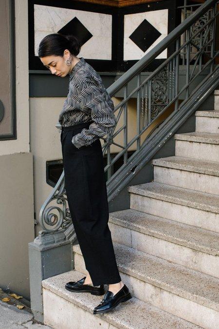 Samuji Egan Trousers - Black