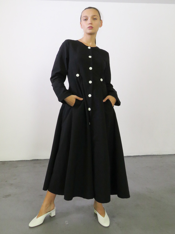 Nikki Chasin Baroness Dress - Black