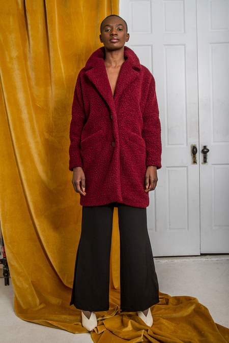 SILVAE Ella Coat