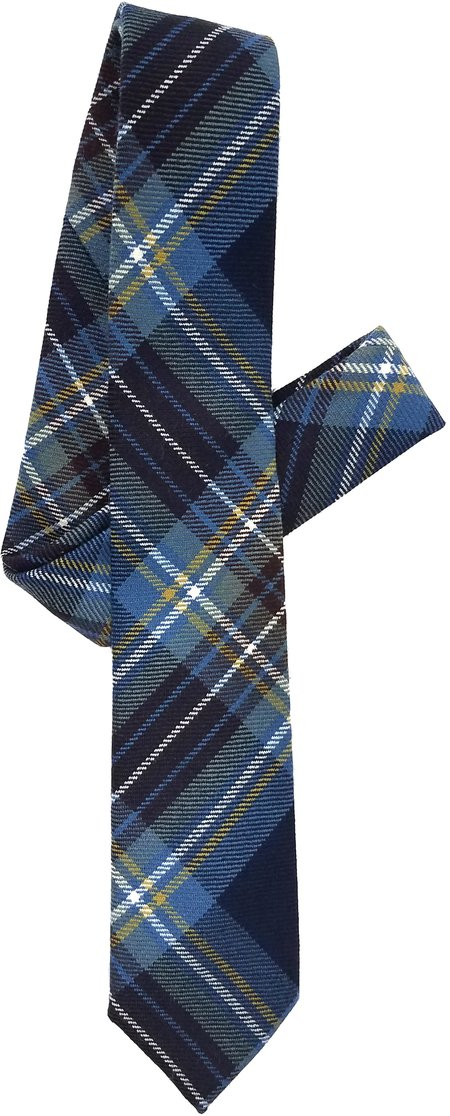 David Hart David Tartan Tie