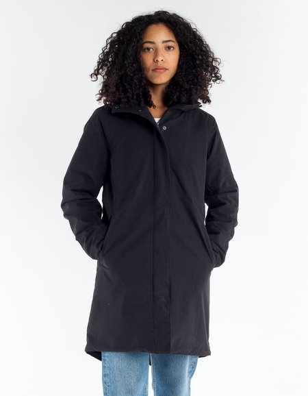 Baro Northlands Insulated Jacket - Black
