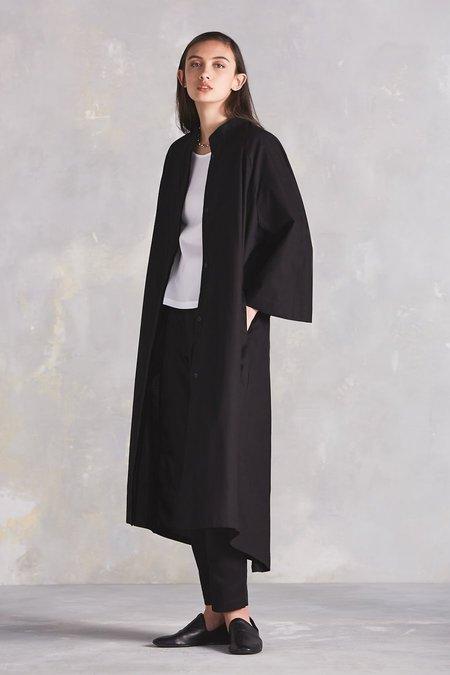 Kowtow Auteur Coat - Black