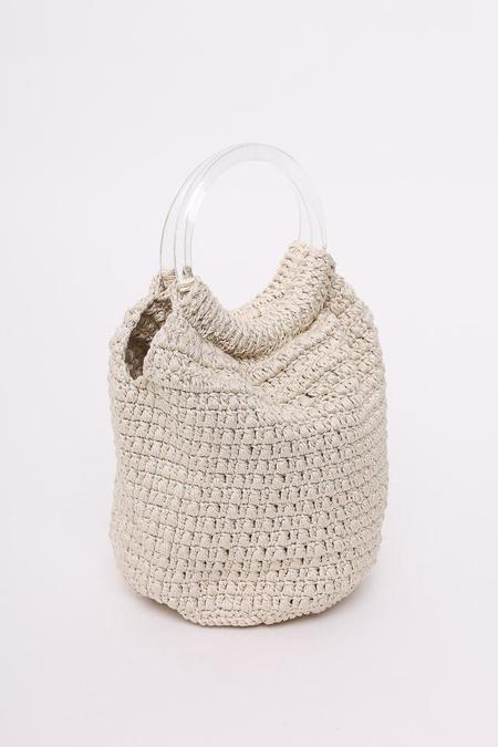 Rachel Comey Praia Bag in Ivory