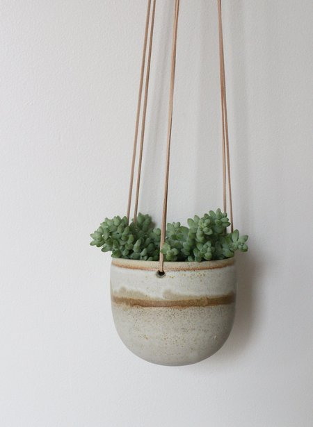 Penelope Duke Hanging Ceramic Planter