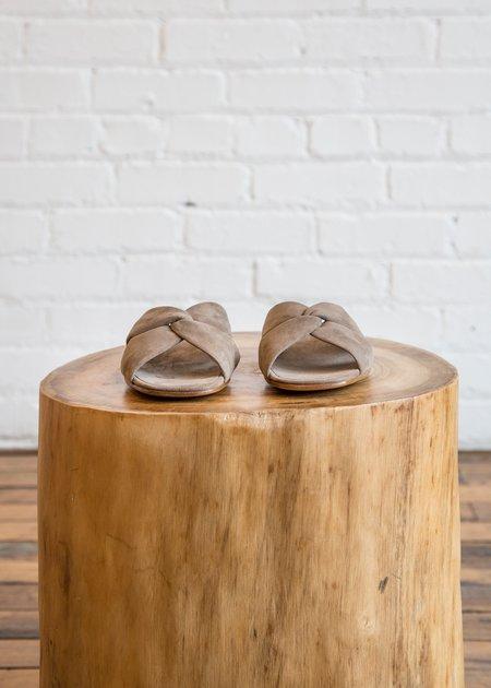Alumnae Soft X Slide Sandal Avena Crosta