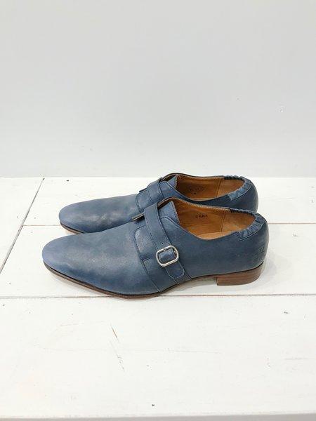 Fluevog Johnston Single Monkstrap Flat Shoes