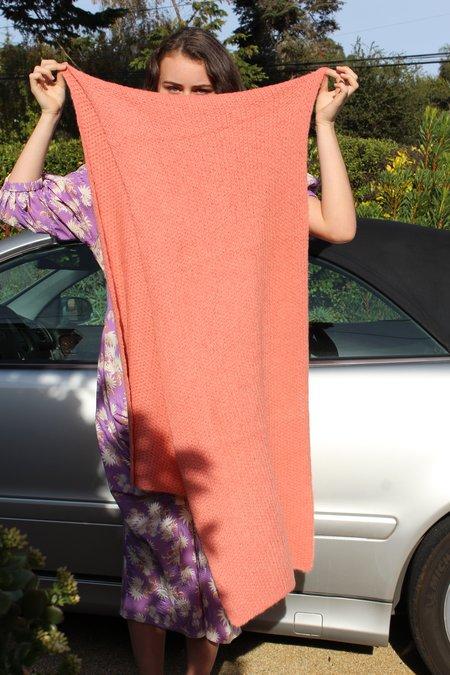 Rachel Comey Fuzzy Knit Blanket Scarf