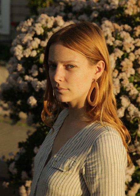 Sophie Monet Amoeba Earring