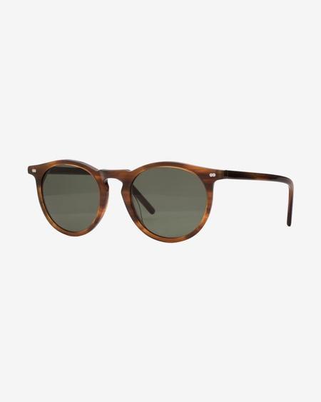 Christopher Cloos Paloma Sunglasses - Bourbon