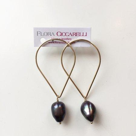 """FLORA CICCARELLI BOUCLES GOUTTES 3"""" - 217 108"""