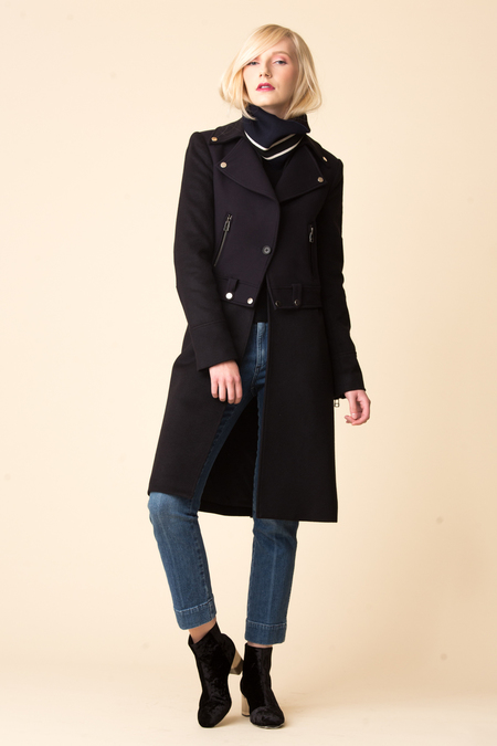 Veronica Beard Alcott Vest Coat