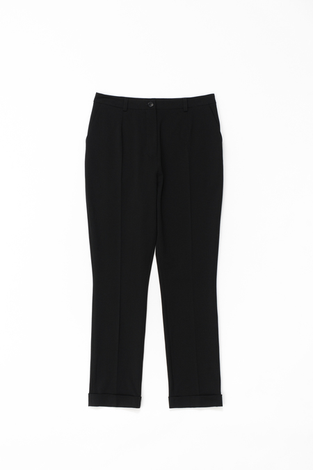 Samuji ELLIOT Trousers in Black