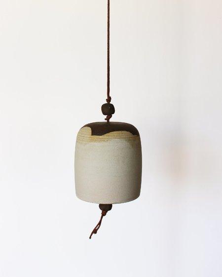 Notary Ceramics Small Bell - Matte Grey